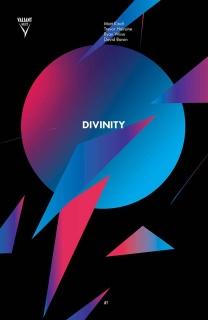 Divinity #1 (Muller Cover)