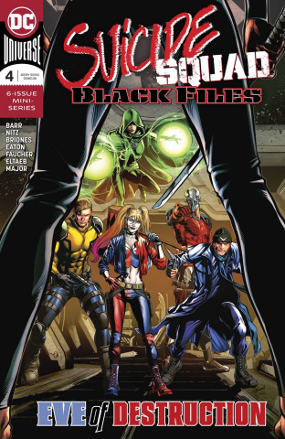 Suicide Squad: The Black Files #4