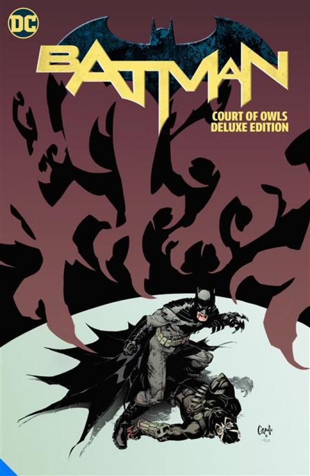 Batman: Court of Owls (Deluxe Edition)