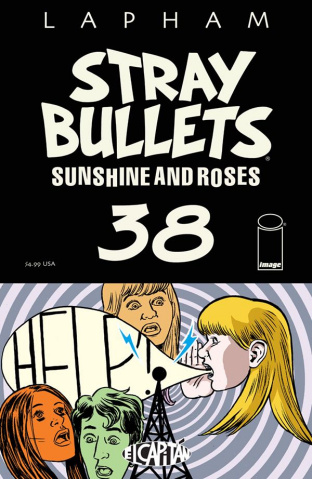 Stray Bullets: Sunshine and Roses #38
