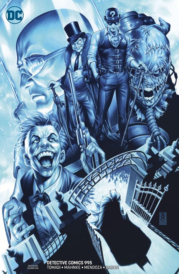 Detective Comics #995 (Variant Cover)