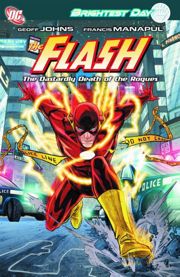 Flash: The Dastardly Death of the Rogues