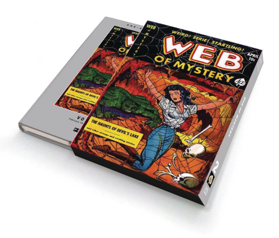 Web of Mystery Vol. 2 (Slipcase Edition)