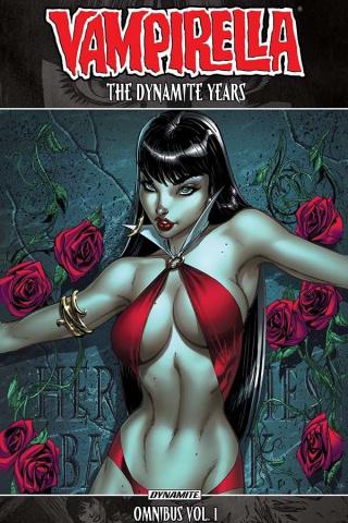 Vampirella: The Dynamite Years Vol. 1 (Omnibus)