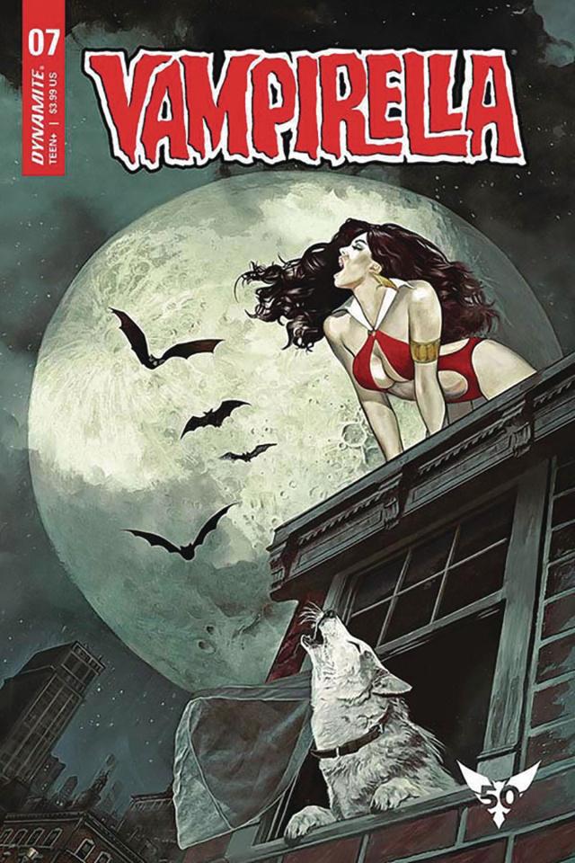 Vampirella #7 (Dalton Cover)