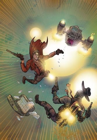 Firefly #5 (Rubin Cover)