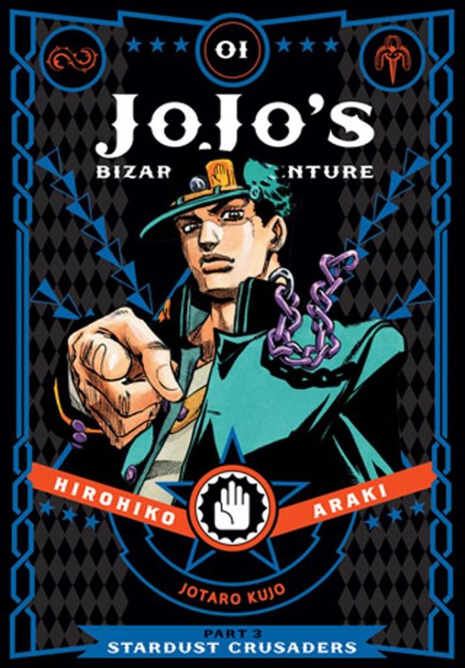 JoJo's Bizarre Adventures: Stardust Crusaders Vol. 1