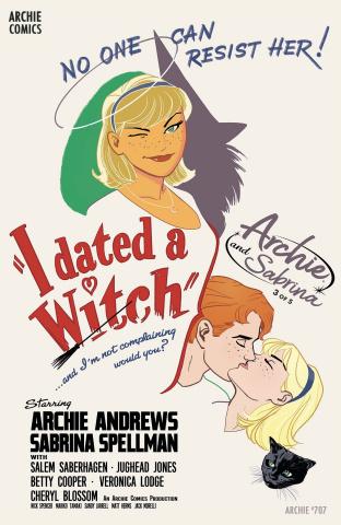 Archie #707 (Archie & Sabrina Jarrell Cover)