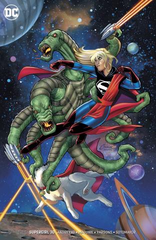 Supergirl #30 (Variant Cover)
