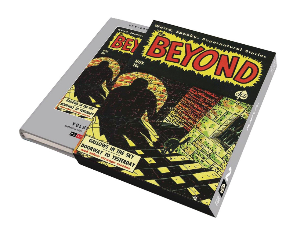 The Beyond Vol. 2 (Slipcase Edition)