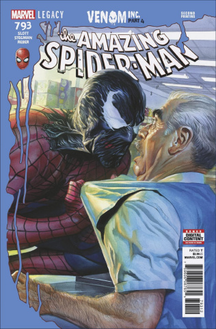 The Amazing Spider-Man #793 (2nd Printing)