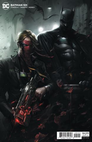 Batman #101 (Francesco Mattina Card Stock Cover)