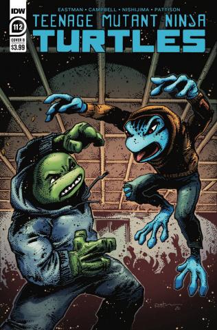 Teenage Mutant Ninja Turtles #112 (Eastman Cover)