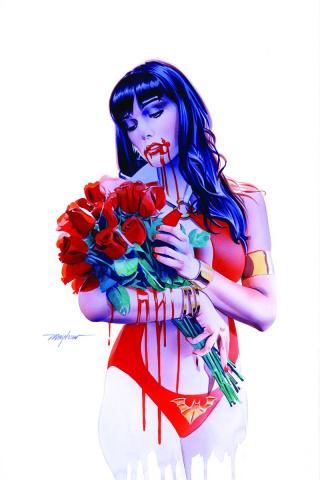 Vampirella #13 (25 Copy Mayhew Virgin Cover)