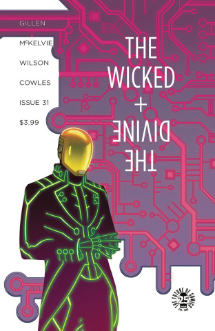 The Wicked + The Divine #31 (McKelvie & Wilson Cover)