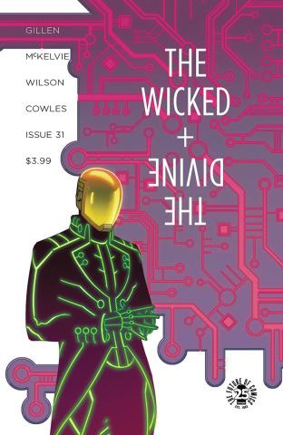 The Wicked + The Divine #31 (McKelvie & Wilson Cover)