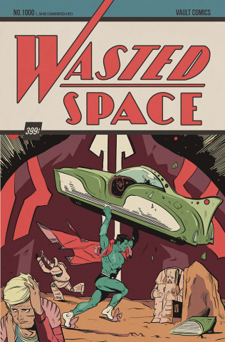 Wasted Space #1 (Gooden 2nd Printing)