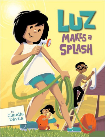 Luz Makes A Splash