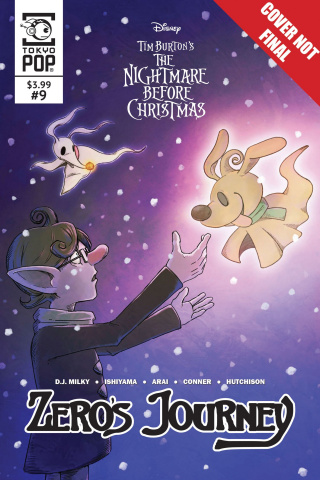 The Nightmare Before Christmas: Zero's Journey #9