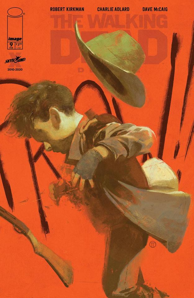 The Walking Dead Deluxe #9 (Tedesco Cover)