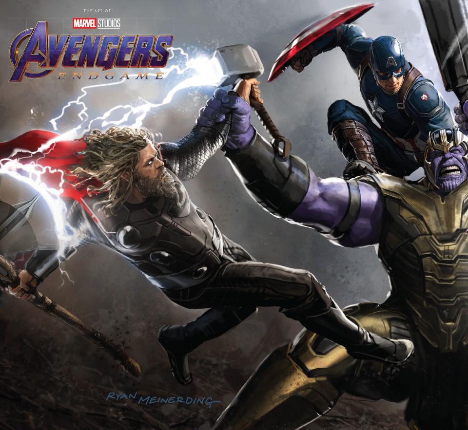 Avengers: Endgame - Art of the Movie (Slipcase Edition)
