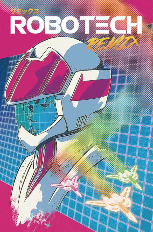 Robotech: Remix #2 (Renzi Cover)