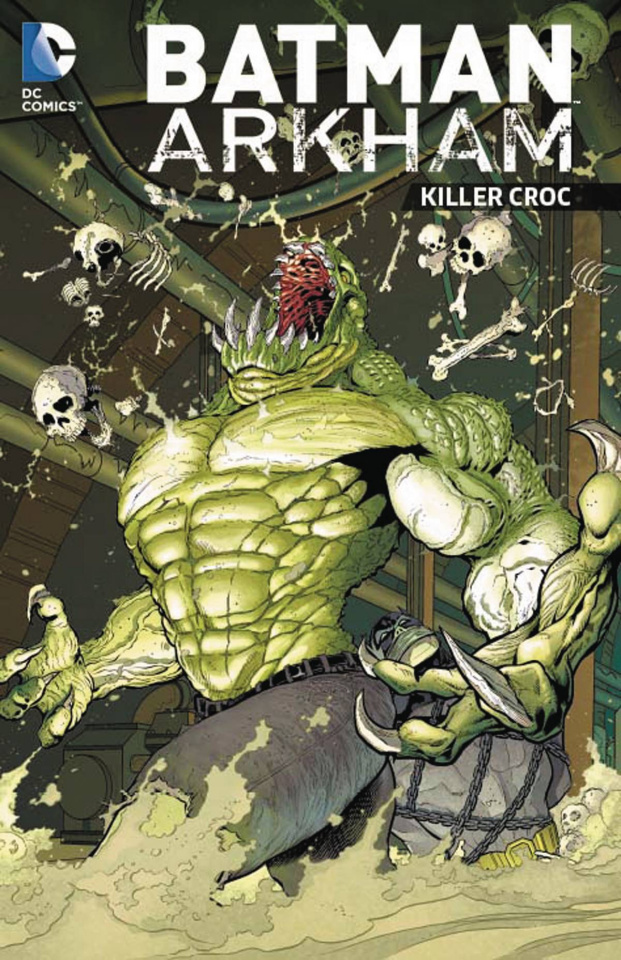 Batman: Arkham - Killer Croc