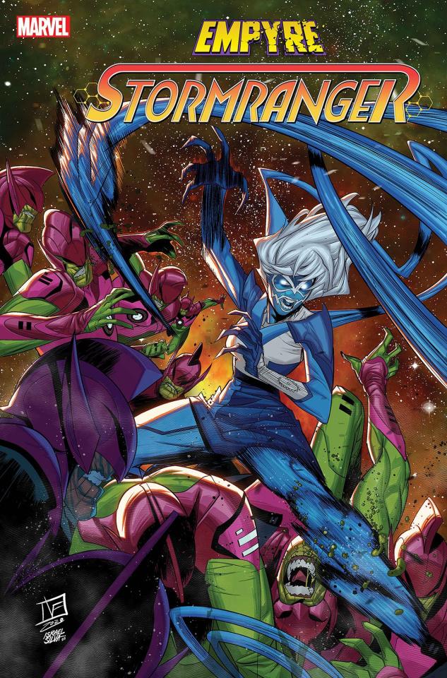 Empyre: Stormranger #1