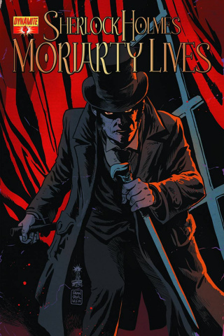 Sherlock Holmes: Moriarty Lives #4