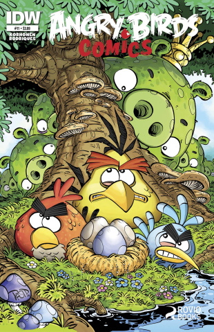 Angry Birds #11