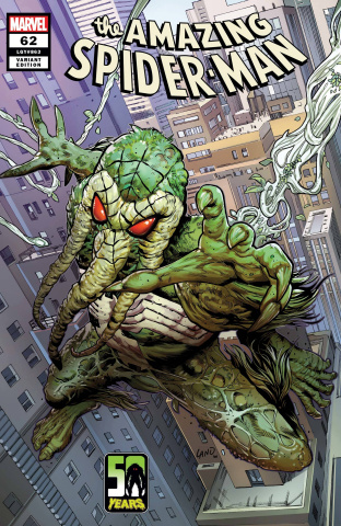 The Amazing Spider-Man #62 (Land Spider-Man-Thing Cover)