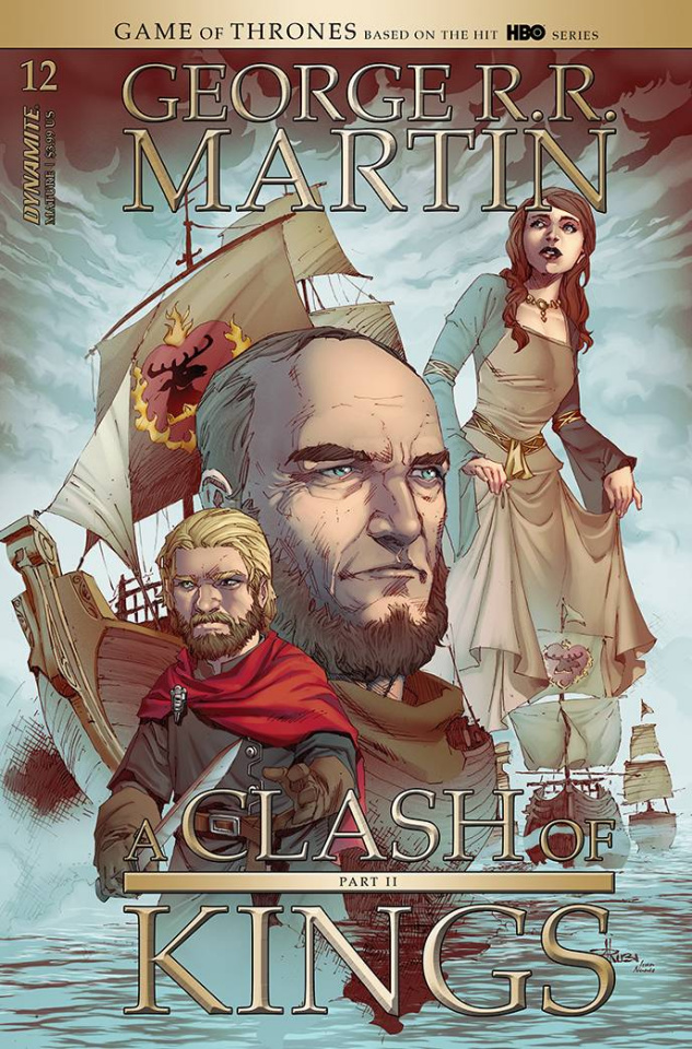A Clash of Kings #12 (Rubi Cover)