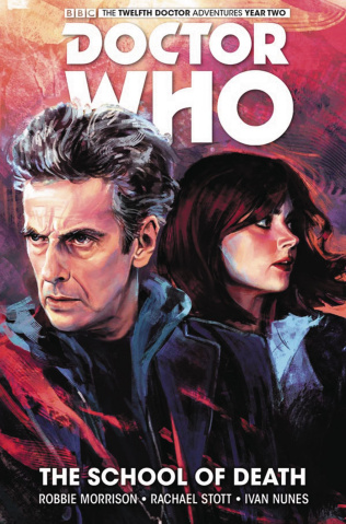 Doctor Who: New Adventures with the Twelfth Doctor, Year Two Vol. 4: School of Death