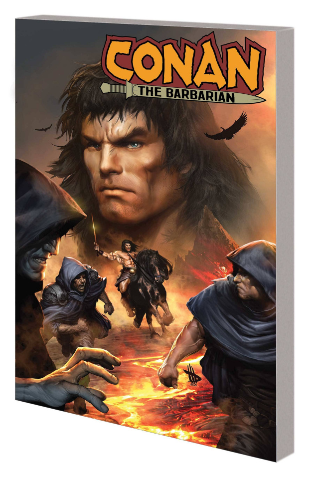 Conan the Barbarian: Exodus and Other Tales