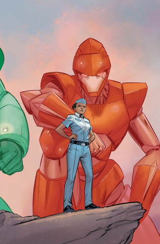 Mech Cadet Yu #3 (Subscription To Cover)