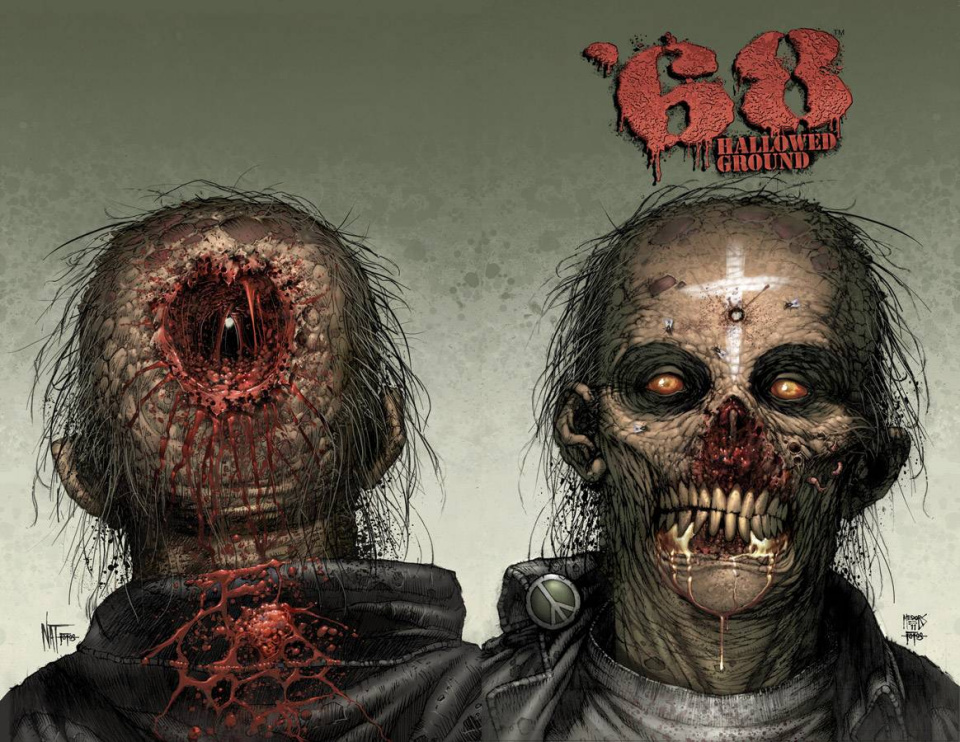 '68: Hallowed Ground (Cover A)