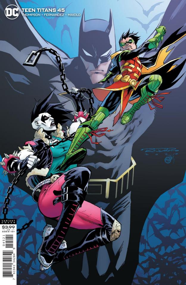 Teen Titans #45 (Khary Randolph Cover)
