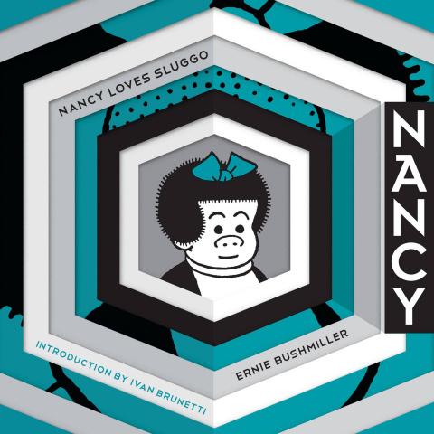 Nancy: The Complete Dailies Vol. 3: Nancy Loves Sluggo, 1949-1951