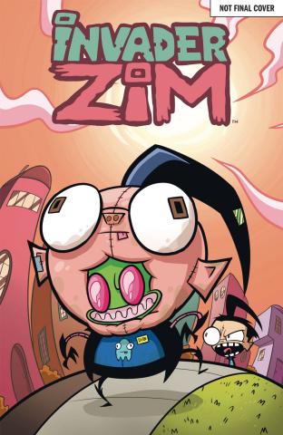 Invader Zim #18