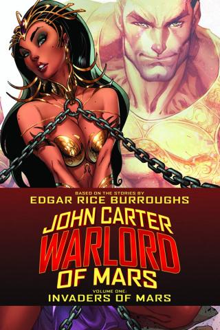 John Carter: Warlord of Mars Vol. 1: Invaders of Mars