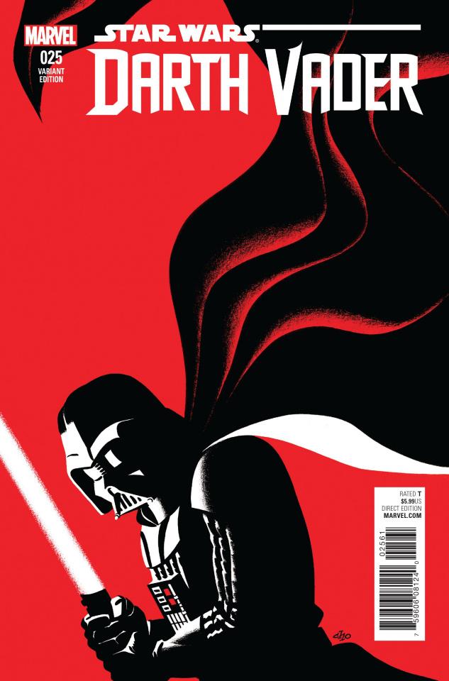 Darth Vader #25 (Cho Cover)