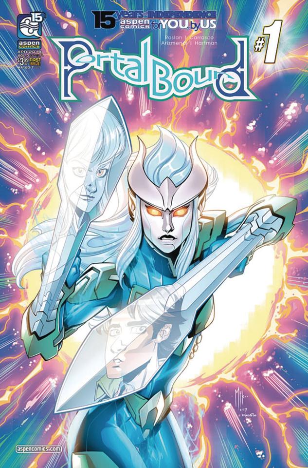 Portal Bound #1 (Arizmendi Cover)