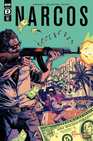Narcos #2 (10 Copy McCormack Cover)