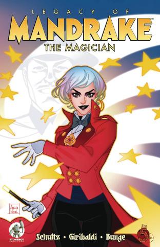 Legacy of Mandrake the Magician Vol. 1
