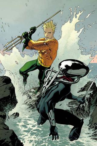 Aquaman #3 (Variant Cover)