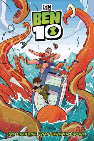 Ben 10: The Creature from Serenity Shore