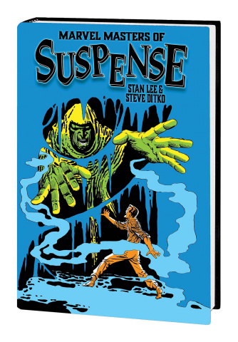 Marvel Masters of Suspense: Stan Lee & Steve Ditko Vol. 1 (Omnibus)