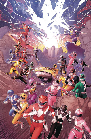 Mighty Morphin' Power Rangers #29