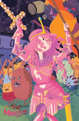Adventure Time: Marceline Gone Adrift #1 (20 Copy Wilson Cover)