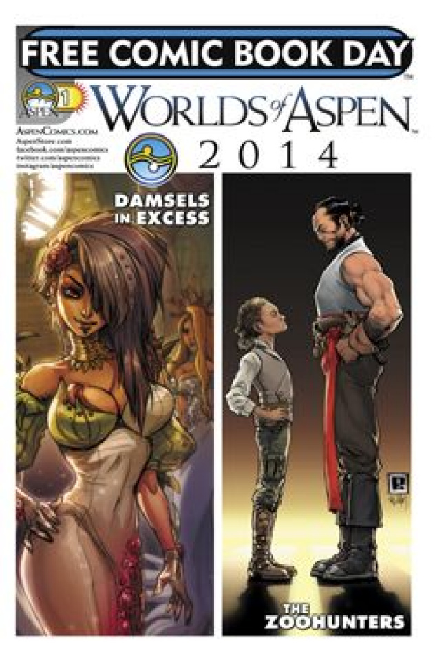 Worlds of Aspen 2014 (Free Comic Book Day 2014)